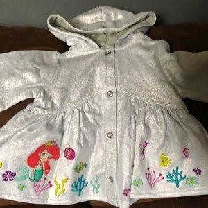 Toddler Ariel jacket